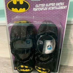 Batman Glitter Shoes